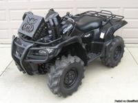 2007 Suzuki King quad 700. Like new! I can deliver it!