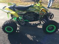 2007 Suzuki LTR 450.It is in great shape and is ready