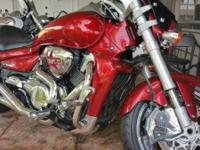 2007 Suzuki M109R Boulevard- - Awesome sports cruiser