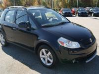Options Included: Standard PaintThis 2007 Suzuki SX4