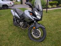 2007 Suzuki V Strom DL 650 for sale in great condition!