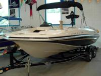 Description VERY CLEAN FISH N SKI DECKBOAT Spacious,