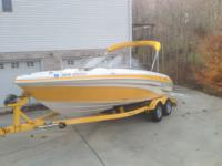 Well maintained one owner boat with ONLY 122 HOURS and