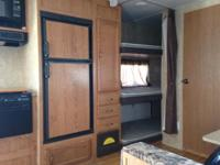 Slide-Out Travel Trailer ,Bedroom Model, Front Private