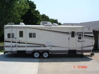 2007 TERRY 250RL TRAVEL TRAILER-----29FT-----ONE