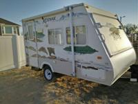2007 Thor Skamper Kodiak Expandable Series M-160- -