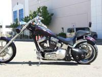 2007 Thunder Mountain Custom Cycles Keystone Chopper