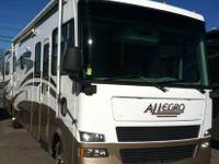 2007 Tiffin Allegro 34TGA * Triple-Slide . 2007 Tiffin