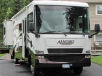 ! 2007 Tiffin Allegro 32BA * Ford Body. Ford 6.8 L V10