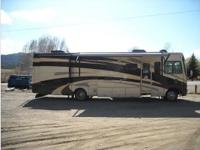 TAKE A LOOK AT THIS EXCELLENT 2007 TIFFIN ALLEGRO BAY
