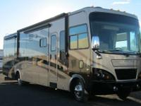 This 2007 Tiffin Allegro Bay 37QDB Workhorse is a