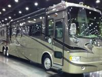 2007 Tiffin Allegro Bus 42QRP * Freightliner Chassis