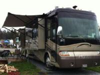 2007 Tiffin Motorhomes Phaeton M-36QSH. 2007 Tiffin