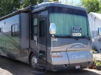 2007 Tiffin Phaeton 40QSH - Cat 350 with 21,400 miles -