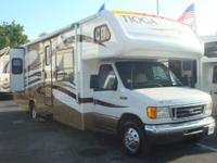 2007 Tioga 31k DOUBLE SLIDE FULL BODY PAINT E-450