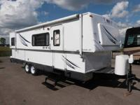 Used 2007 Hi-Lo Trailer Towlite 27T Travel Trailer