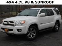 Exceptionally Nice Limited.., Sunroof / Moonroof..,