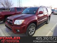 Red Hot! What an outstanding deal!   Fowler Toyota