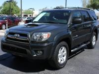2007 Toyota 4Runner Sport Utility 4D Sport Utility Our
