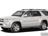2007 Toyota 4Runner Sport Utility SR5 V6 Our Location