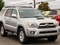 New Price! CARFAX One-Owner. Gray 2007 Toyota 4Runner