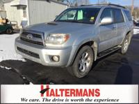 4WD! You'll NEVER pay too much at Halterman Toyota!