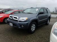 This 2007 Toyota 4Runner SR5 is offered to you for sale
