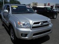 This Awesome 4Runner Limited has not been smoked in! It