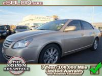 2007 Toyota Avalon 4 Door Sedan Limited Our Location