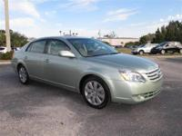 This CERTIFIED 2007 Toyota Avalon 4dr Sdn XLS has