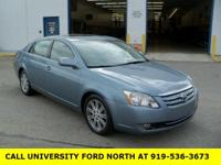 2007 Toyota Avalon Limited Blue 3.5L V6 SMPI DOHC 31/22