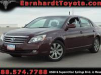 We are pleased to offer you this 2007 Toyota Avalon