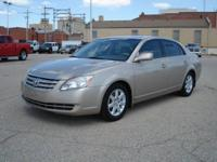 2007 Avalon XL. Locally owned trade in. Nicely equipped
