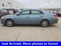 2007 Toyota Avalon Limited FWD 5-Speed Automatic with