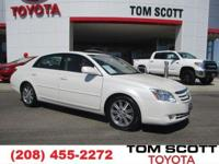 Load your family into the 2007 Toyota Avalon! This