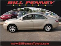 Tons your household into the 2007 Toyota Camry! It
