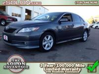 2007 Toyota Camry 4dr Car LE Our Location is: Dave