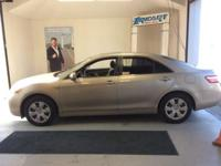 2007 Toyota Camry LE and Sunroof | Moonroof. Bisque