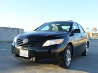 Options:  2007 Toyota Camry Ce 4Dr Sedan (2.4L I4