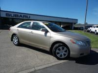 CARFAX 1-Owner. CE trim. FUEL EFFICIENT 33 MPG Hwy/24