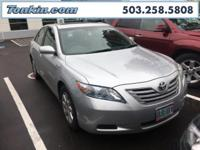 WOW!!! Check out this. 2007 Toyota Camry Hybrid 2.4L I4