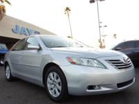 Options:  2007 Toyota Camry Hybrid 4Dr
