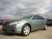 Options Included: N/A2007 Toyota Camry LE Sedan 4