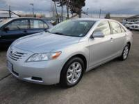 2007 Toyota Camry LE V6 3.5 Liter Automatic - Bluetooth
