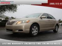 2007 Toyota Camry LE, *** 1 FLORIDA OWNER *** CLEAN
