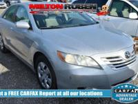 Options:  2007 Toyota Camry Le|Miles: 148792Color: