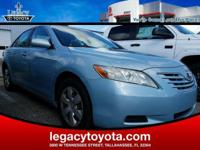Clean CARFAX. Crazy LOW Miles!!, Camry LE, 4D Sedan,