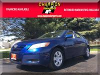 Options:  2007 Toyota Camry 4Dr Sdn I4 Auto Le