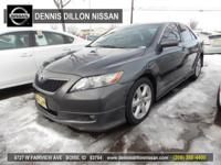 SPORTY CAMRY SE /// SPOILER/// HEATED SEATS /// LEATHER