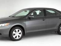 Check out this gently-used 2007 Toyota Camry we